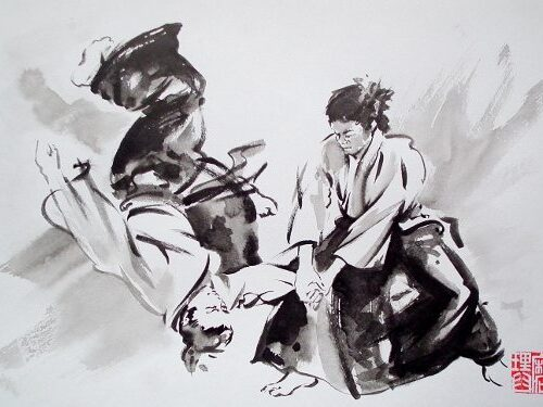 Aikido-Insight-Aikido-calligraphy